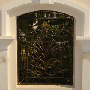 ประตูเหล็กอิตาลี Wrought-iron