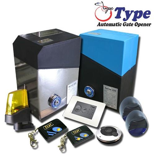 ระบบประตูอัตโนมัติ / ประตูบานเลื่อนอัตโนมัติ / ประตูรั้วอัตโนมัติ/ประตูรีโมท (DOOR AUTOMATION/AUTOMATIC SYSTEM OPENER) Type